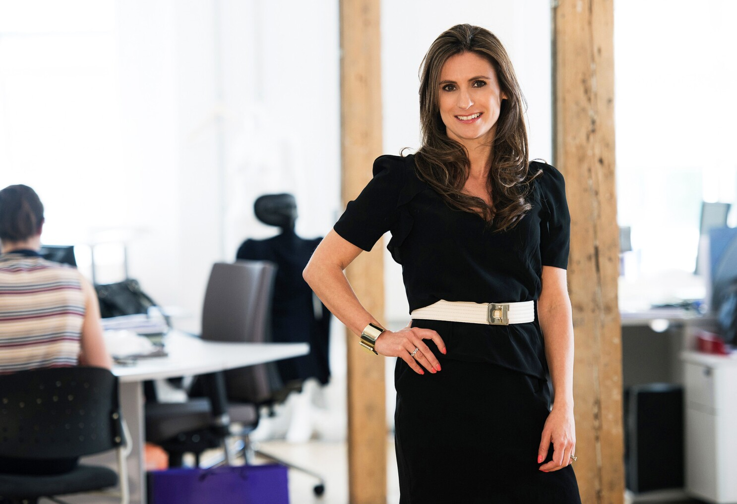 Q A Cecile Reinaud On Outfitting The Pregnant Duchess Of Cambridge Los Angeles Times