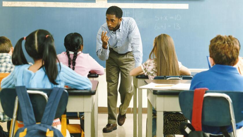 """Foto para ilustrar. Dirigido por Davis Guggenheim y producido por Participant Media, este documental de ochenta minutos forma parte de una campaña nacional en la que los maestros compartan sus experiencias de enseñanza, muchas de las cuales están volcadas en la página web """"Share your road""""."""