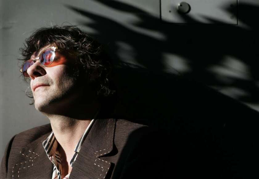Paul Westerberg, pictured, will reunite with bassist Tommy Stinson for the first performances by their band the Replacements in 22 years.