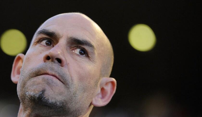 Paco Jémez, nuevo entrenador del Cruz Azul.