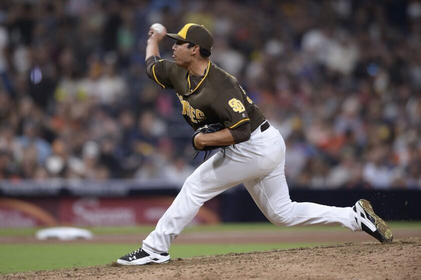 APphoto_Giants Padres Baseball
