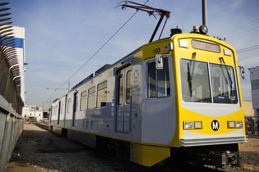 Metro Blue Line