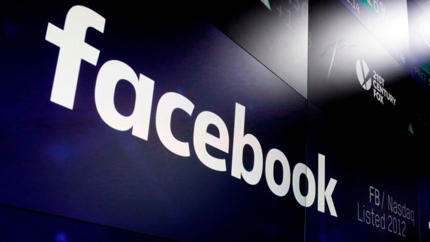 Facebook has apologized to a small newspaper in Liberty, Texas, for removing a post containing text from the Declaration of Independence — including a phrase that the social media company initially identified as hate speech.