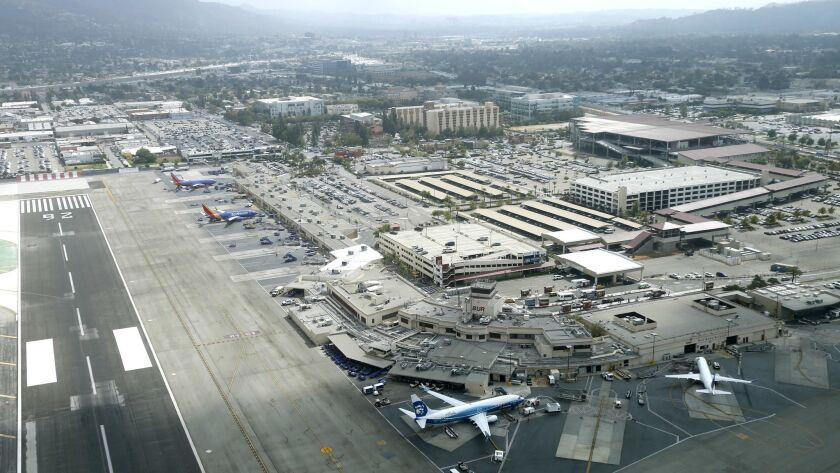 The implementation of NextGen at Hollywood Burbank Airport has led to numerous complaints from residents in Burbank, Studio City and Sherman Oaks.