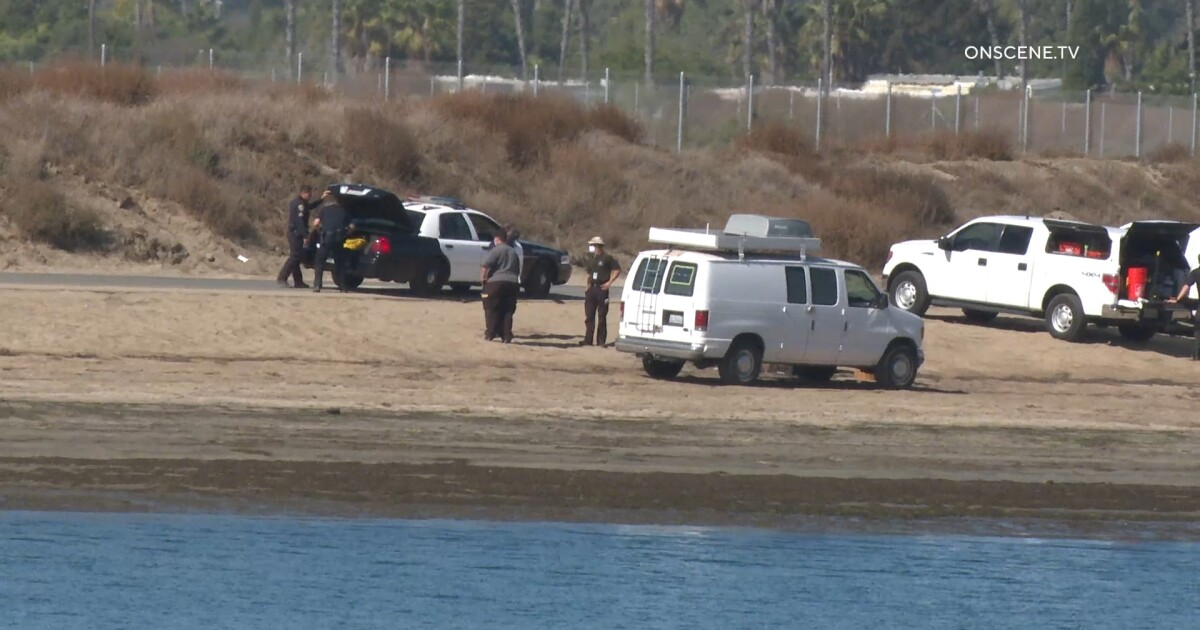 Possible human remains found in fire pit on San Diego's Fiesta Island