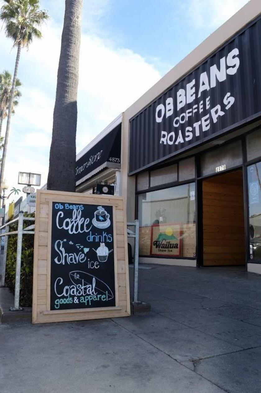 OB didn't have a roaster, so owners decided to open one.