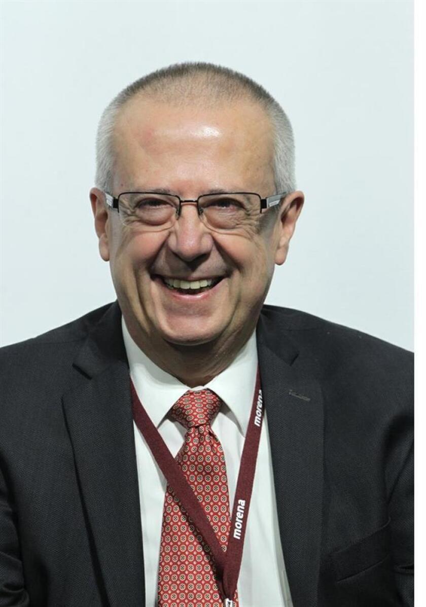 La Cámara de Diputados de México ratificó hoy el nombramiento de Carlos Urzúa como ministro de Hacienda y Crédito Público, días antes de la presentación del proyecto de presupuesto federal para 2019 ante el Legislativo. EFE/Archivo