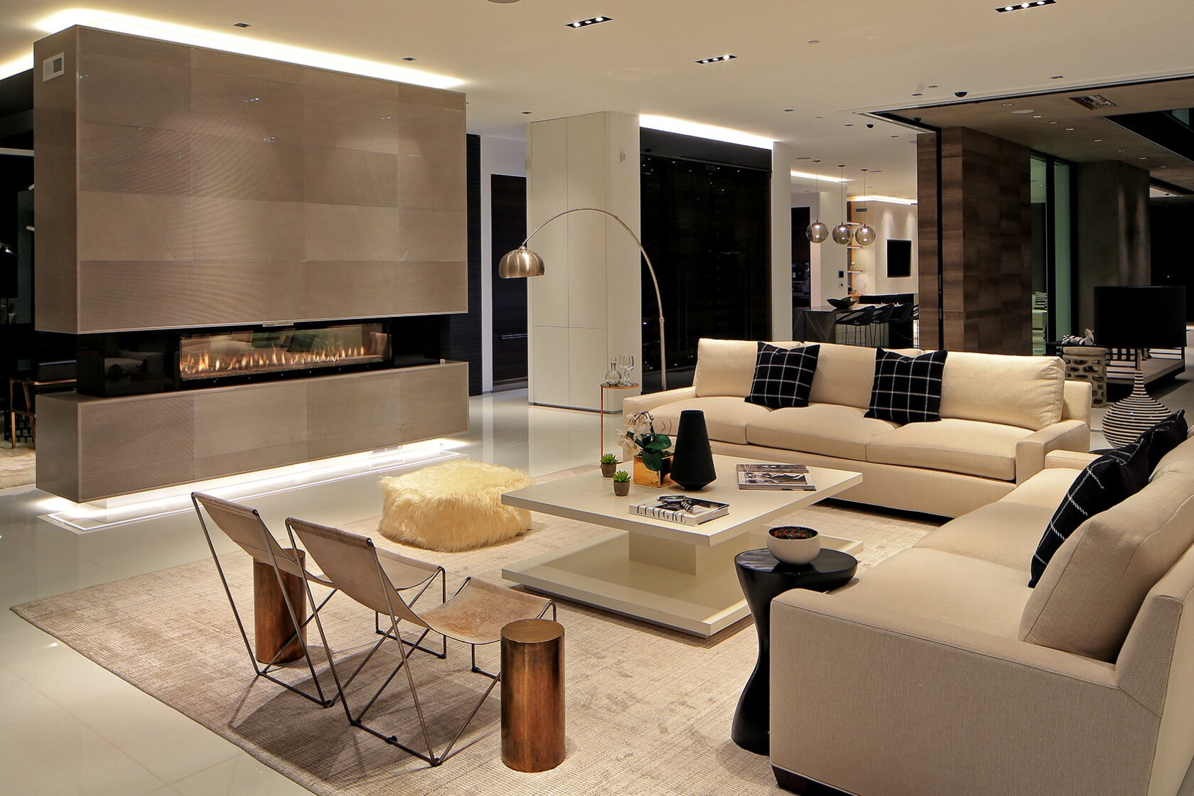 Home of the Week: Glitz and glam at a new Bel-Air showplace