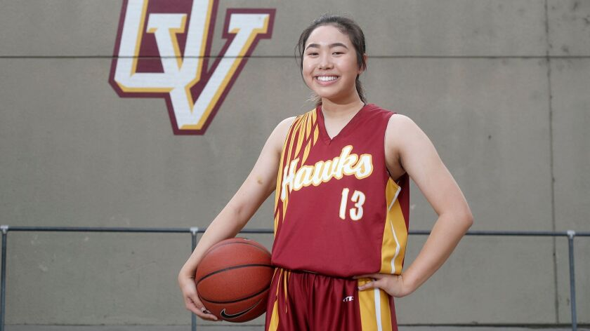 Ocean View High's Emi Yamasaki is the Daily Pilot High School Female Athlete of the Week.