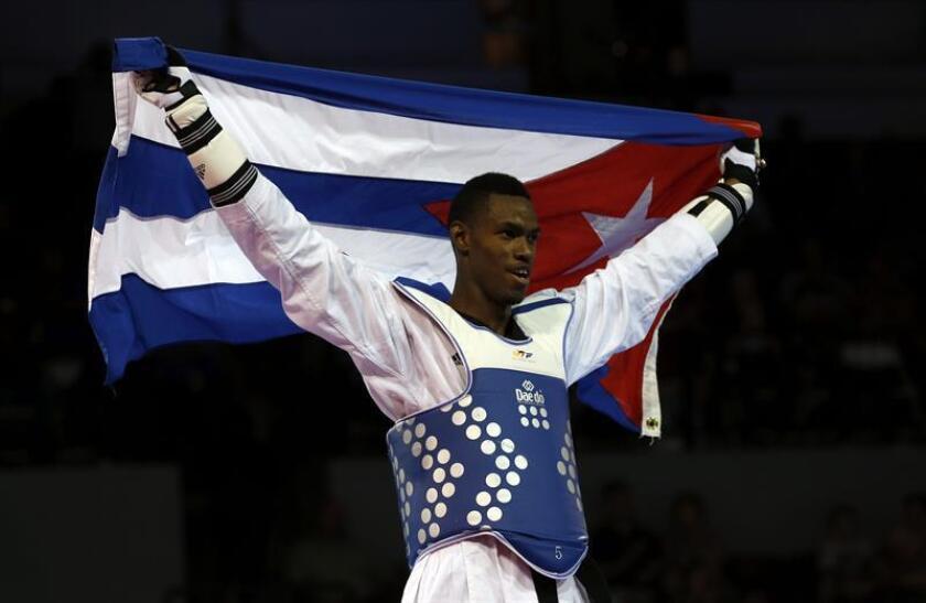 El deportista cubano, Rafael Alba. EFE/Archivo
