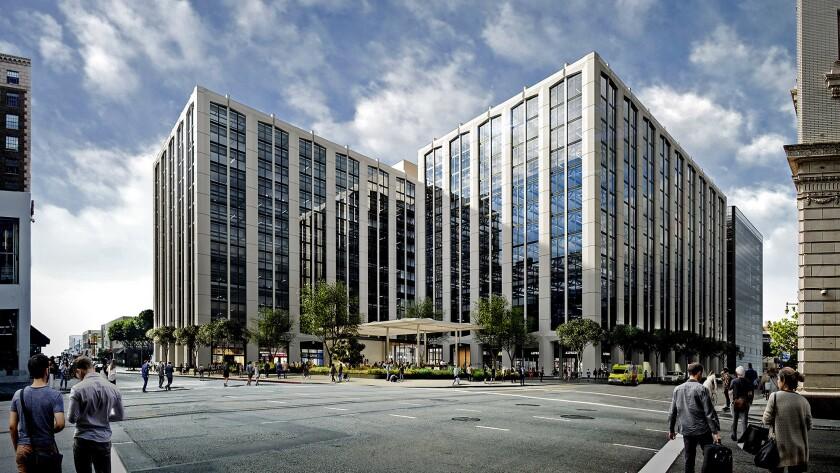 California Market Center $170-million makeover