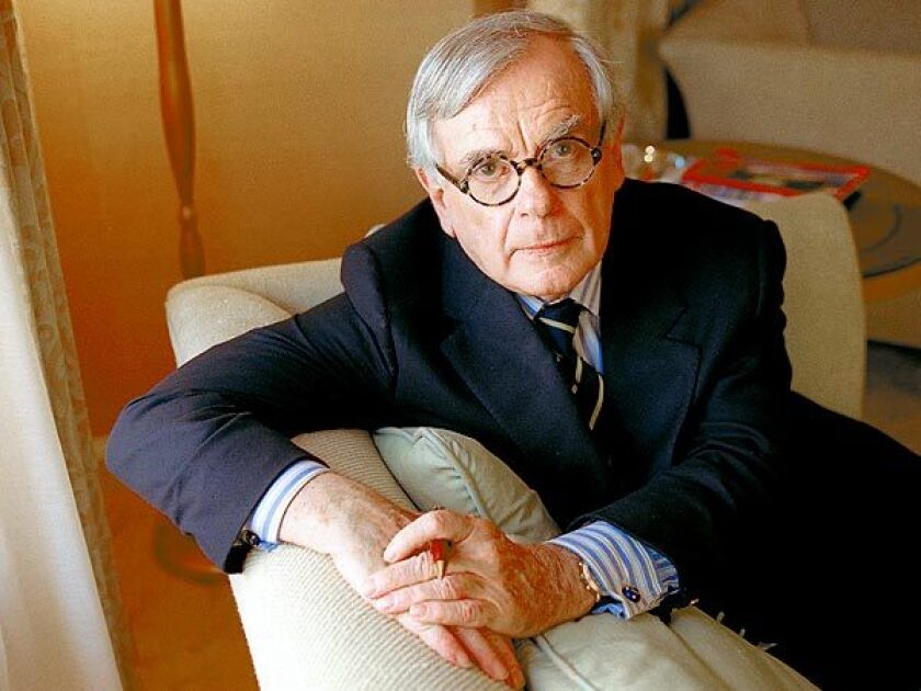 """""""I'm not going to cover any more murder trials,"""" Dominick Dunne told The Times in the late 1990s."""