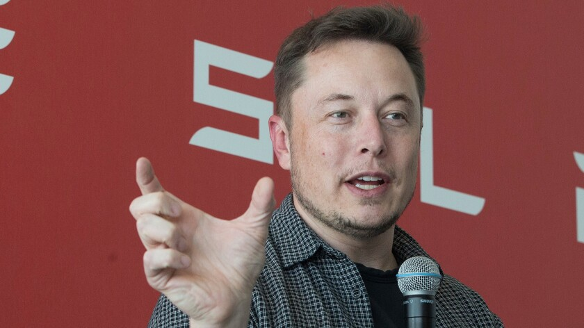 Elon Musk has said concern over the coronavirus outbreak is overblown and called for the end of government orders limiting business operations.