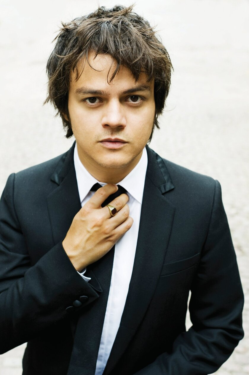 """Jamie Cullum started to """"take music very seriously"""" at age 14."""