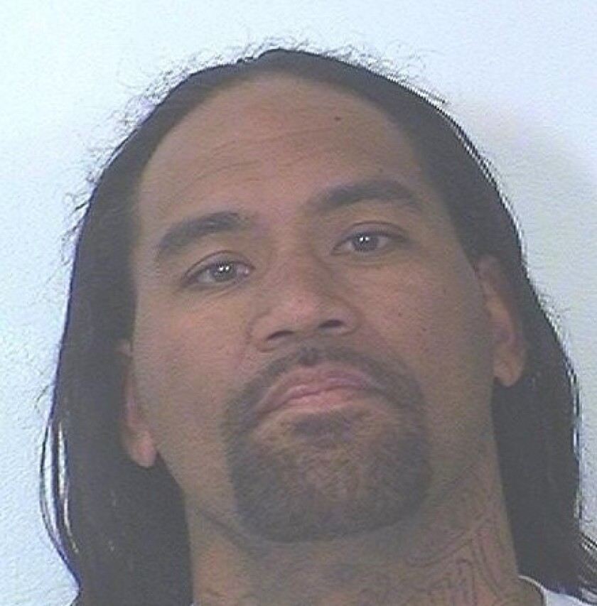 Myles S. Asuega was found dead in his prison cell Friday.