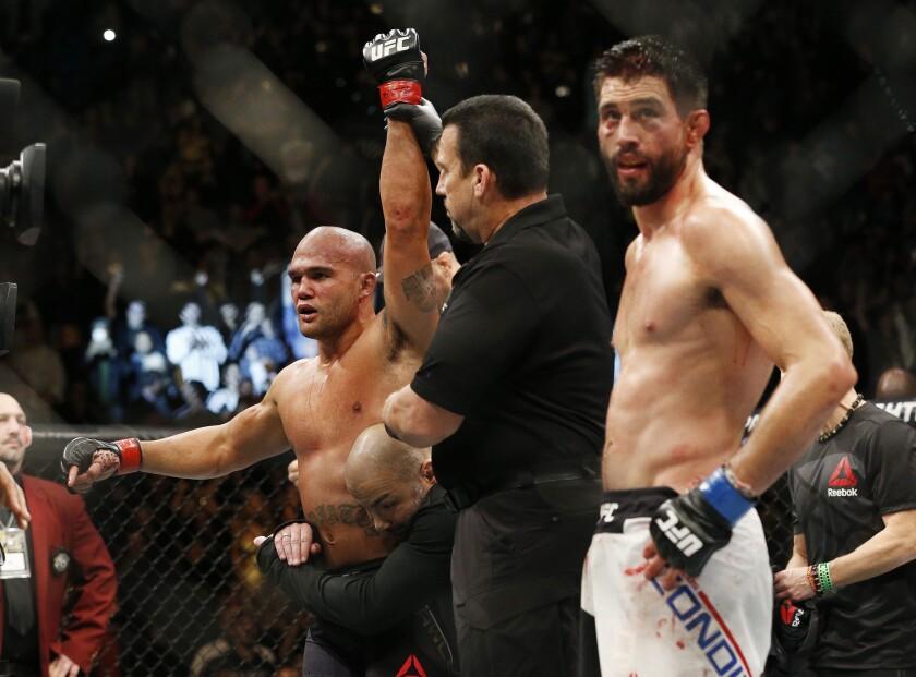 UFC 195: Lawler v. Condit