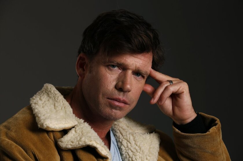 """After his pitch for """"Hell or High Water"""" was rejected several times, screenwriter Taylor Sheridan felt """"tremendous freedom to break a lot of rules ... because I was absolutely convinced no one would ever make it."""""""