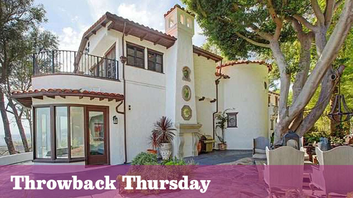 Onetime Hollywood Home Of Ginger Rogers For Sale At 4 5 Million Los Angeles Times