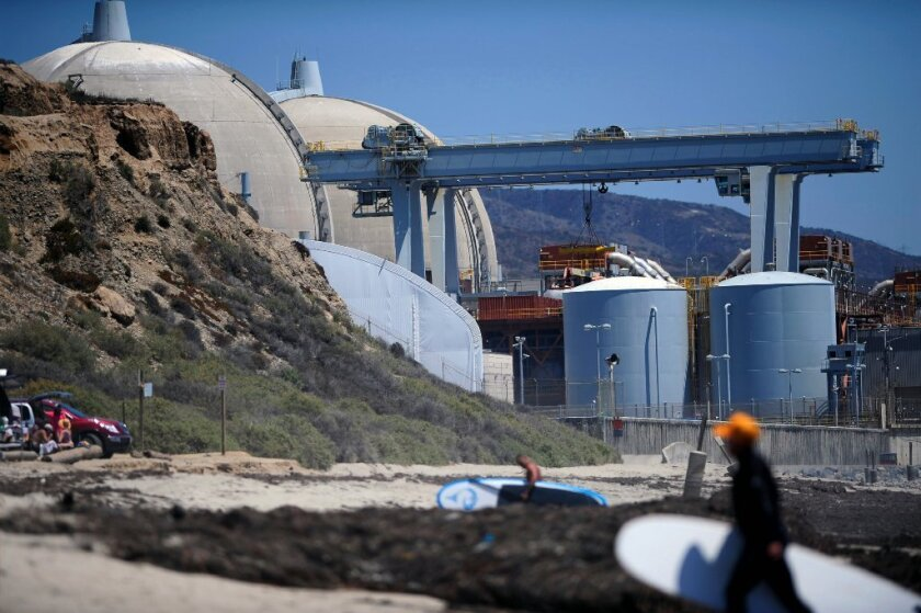 The San Onofre nuclear power plant, shown in 2012, will not be restarted, Edison officials say.