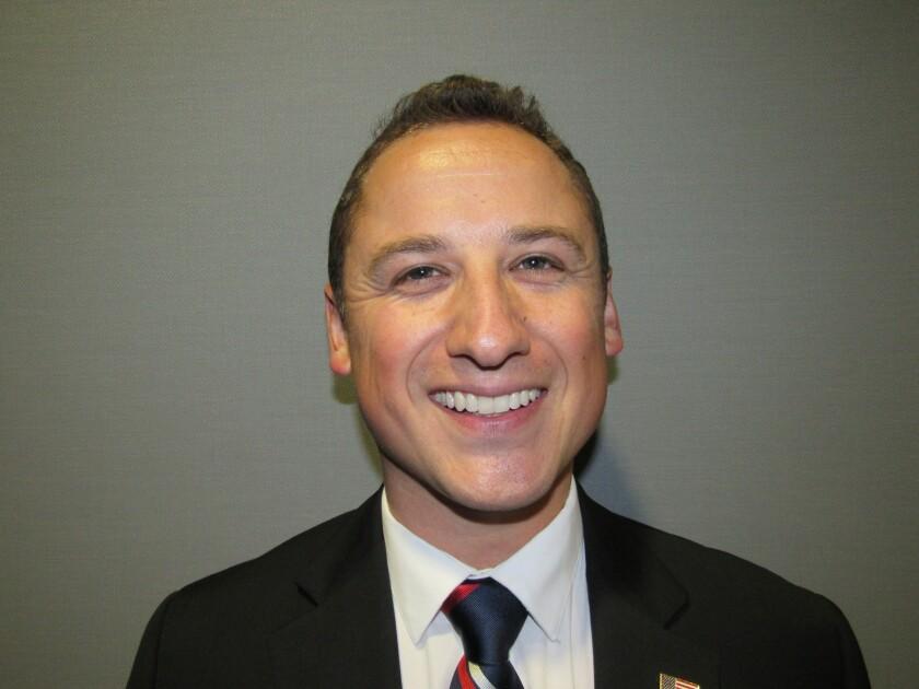 El Cajon City Councilman Phil Ortiz