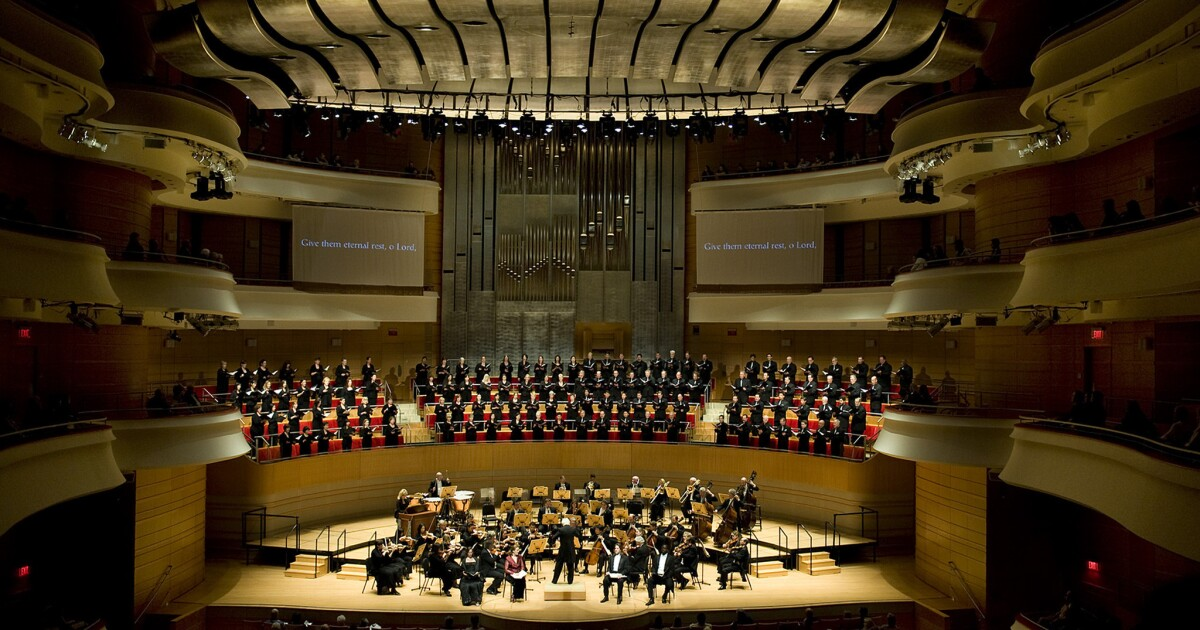 The Pacific Symphony's 2020-21 season has been postponed, but leaders say the music will continue
