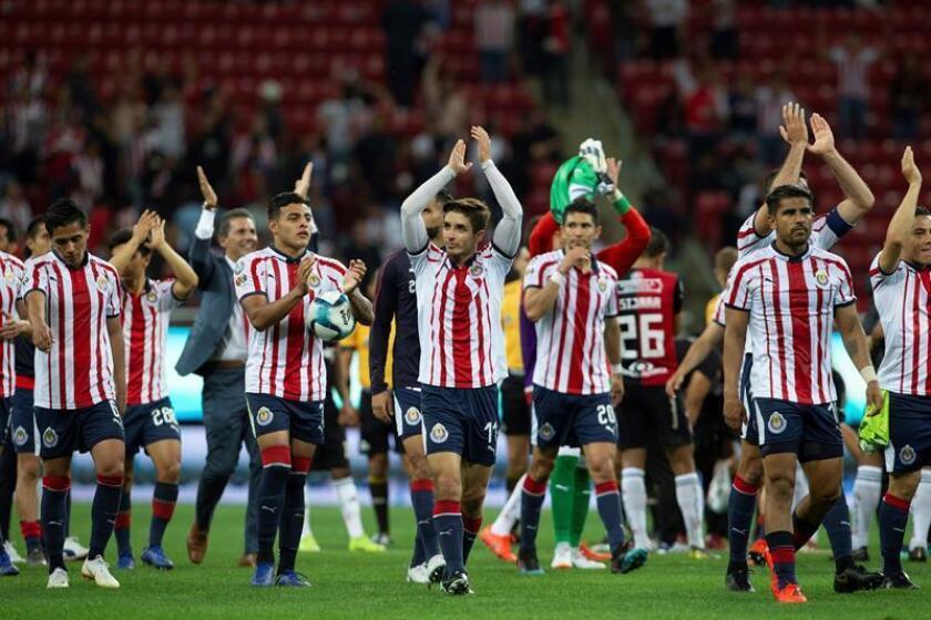 Chivas trabaja en recuperar la confianza, asegura su entrenador interino