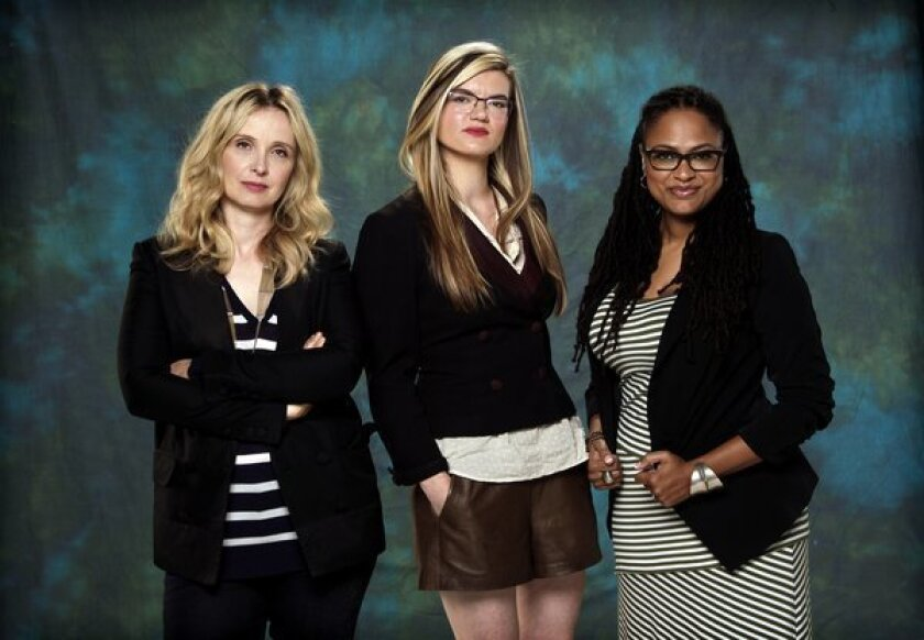 Round table: Julie Delpy, Ava DuVernay and Leslye Headland on directing