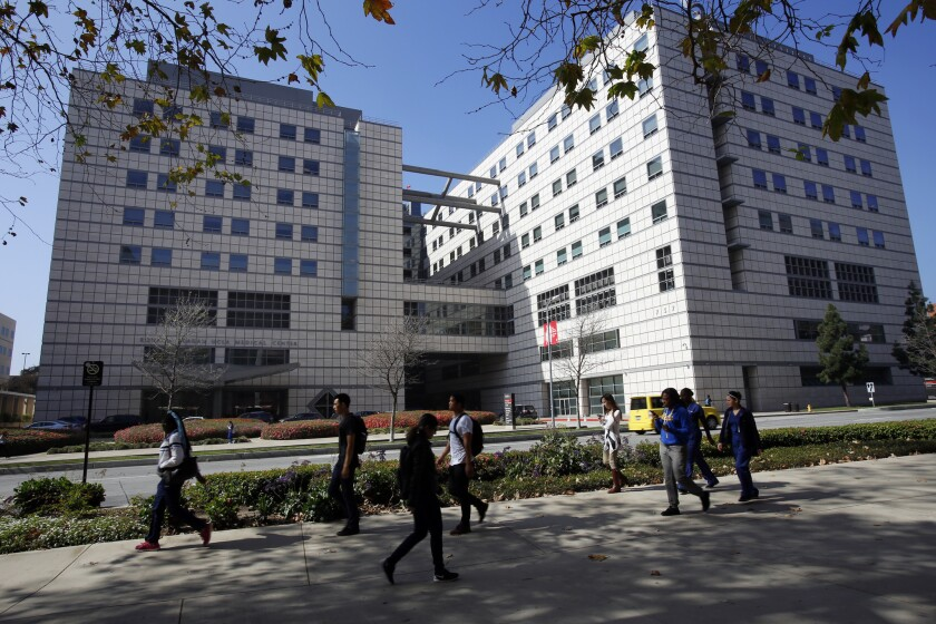 UCLA's Ronald Reagan Medical Center has begun notifying patients that they may have been exposed to a deadly superbug.