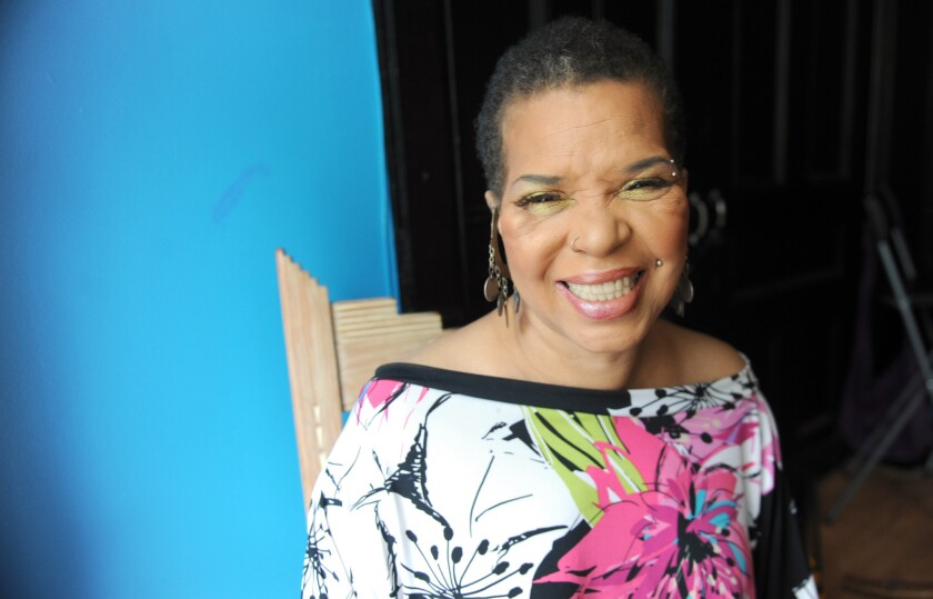 """Ntozake Shange, the prolific playwright of """"For Colored Girls Who Have Considered Suicide / When the Rainbow Is Enuf,"""" is dead at 70."""