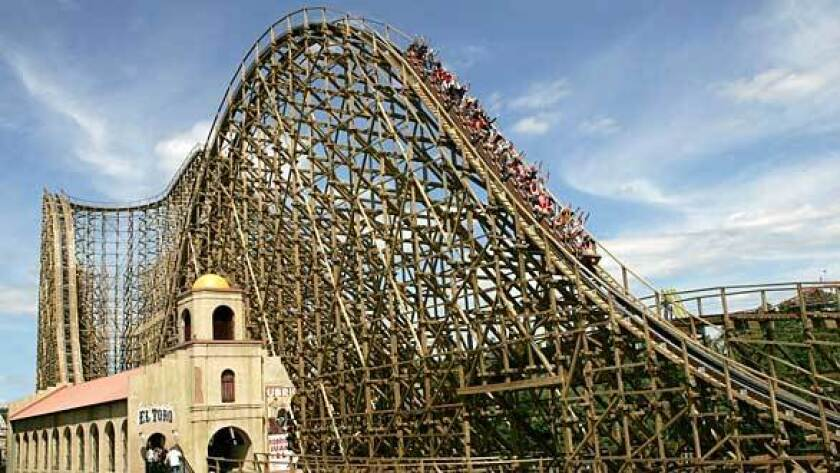 Top 10 Roller Coasters At Six Flags Great Adventure Los Angeles