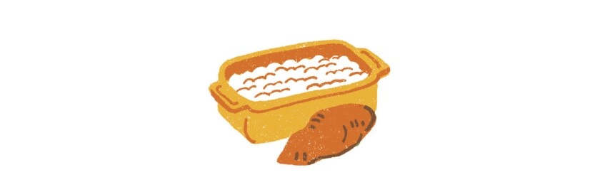 Thanksgiving power rankings: sweet potato casserole