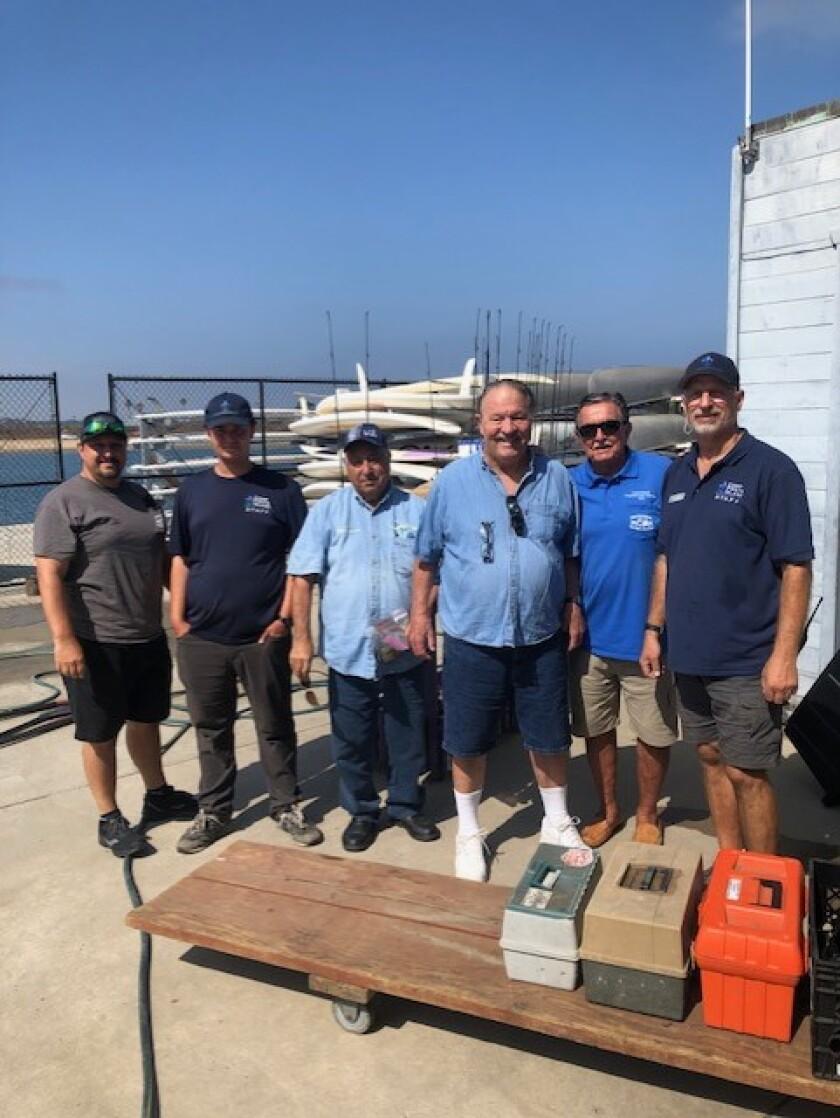 Oceanside Senior Anglers