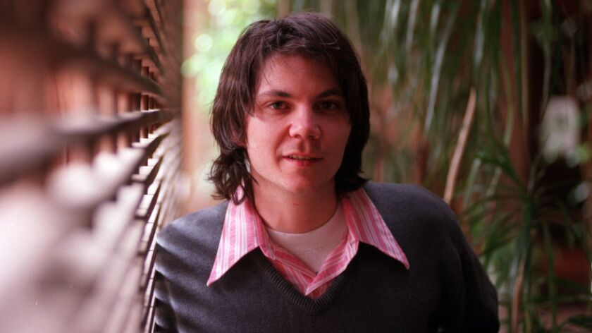 Jeff Tweedy in 1996, after Uncle Tupelo ended and Wilco began.