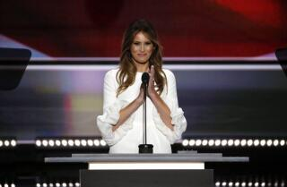 Watch: Melania Trump addresses Republican National Convention