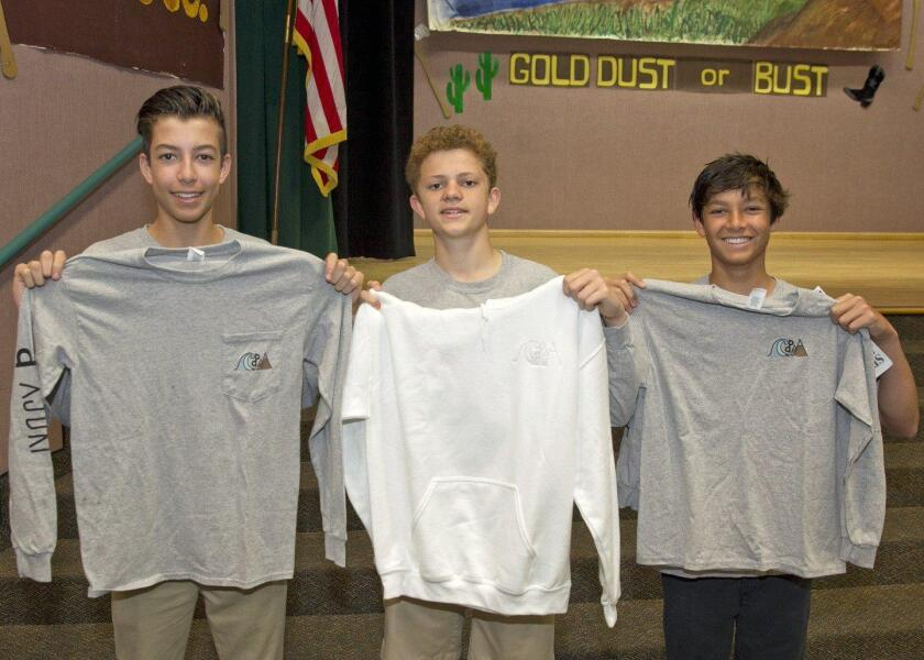 Former Solana Santa Fe students return to discuss their philanthropic work with students