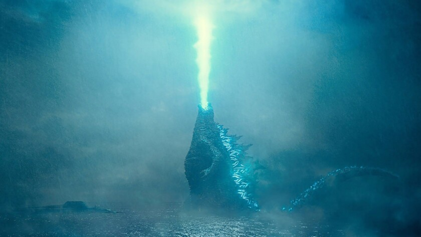 *****SUMMER SNEAKS 2019*** DO NOT USE PRIOR TO SUNDAY, APRIL 28, 2019.****Godzilla in Warner Bros.