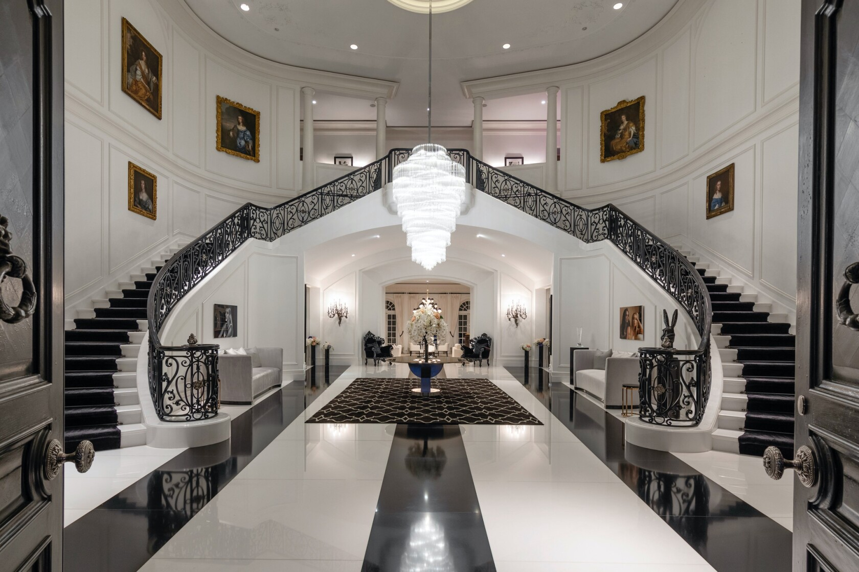Must Reads: Big home, big deal: The Manor in Holmby Hills ... on largest hotel floor plan, largest triple wide floor plans, largest manufactured home floor plan, largest house floor plan,