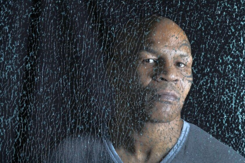 Mike Tyson in February 2013.