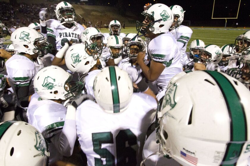 Oceanside, which has won the San Diego Section Division II title nine of the past 11 years, opens the season as the top-ranked team.