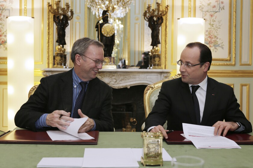 Google to pay $82 million to support digital publishing in France