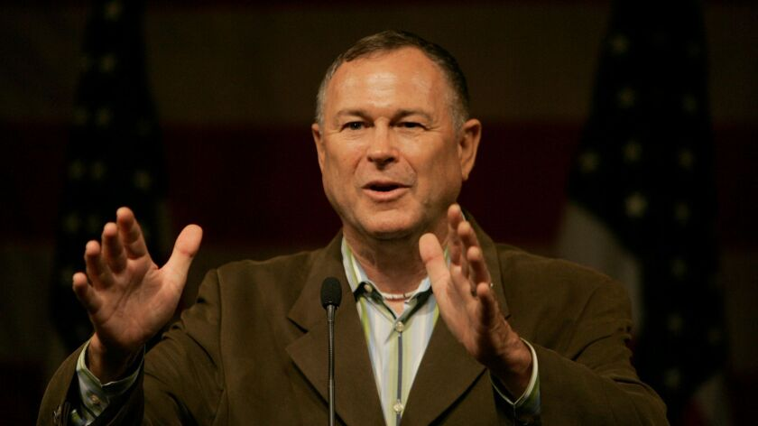 Rep. Dana Rohrabacher (R-Costa Mesa) is being challenged by several candidates hoping to take his 48th Congressional District seat in 2018. Two of them will be featured Saturday at a free public event in Huntington Beach.