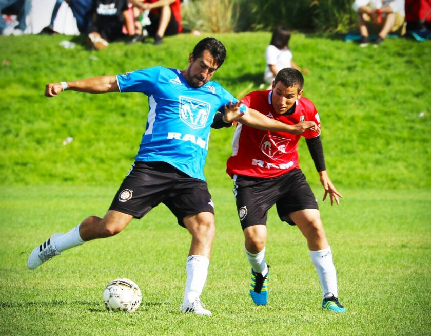 La tradicional Copa Alianza se disputa este 27 y 28 en Los Ángeles.