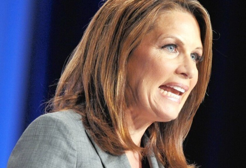 Michele Bachmann battles to keep House seat