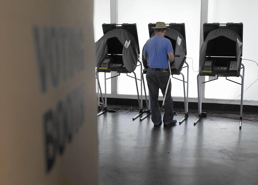 Voters in Costa Mesa will decide in November whether the city will switch to electing City Council members from six districts and choosing a mayor by citywide vote.
