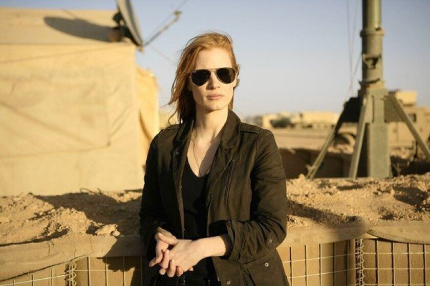 'Zero Dark Thirty' gets early awards season boost