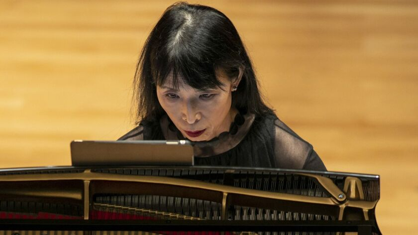 Pianist Gloria Cheng