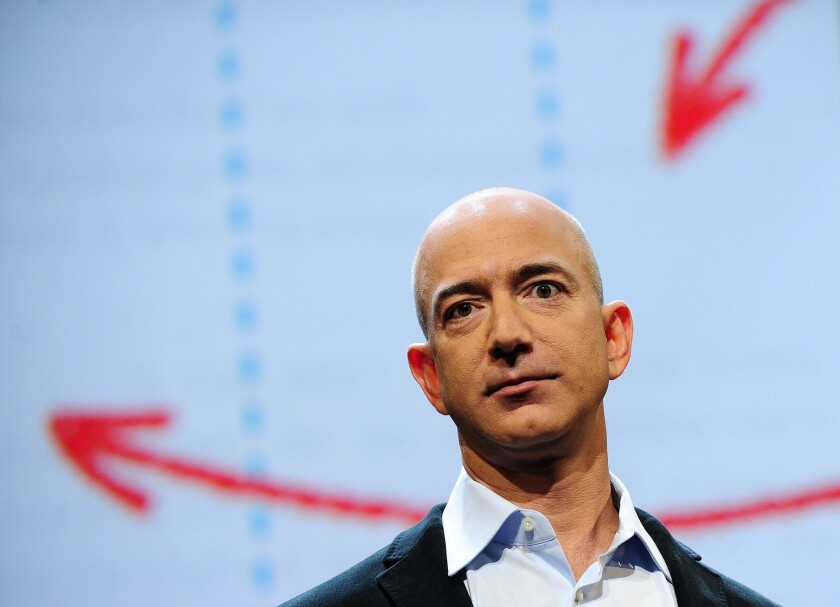 Bezos gains $24 billion as wealthy reap rewards from stocks bounce, bailouts