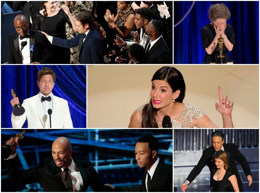 Academy Awards Speeches