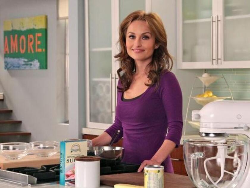 Celebrity chef Giada de Laurentiis is opening her first restaurant, set to debut in 2014 on the Vegas Strip.