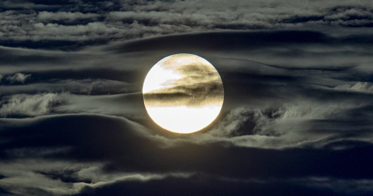 New measurements show the moon has hazardous radiation levels